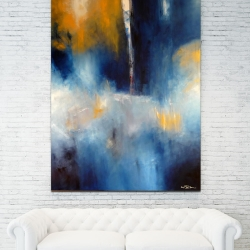 VALHALL IN AUTUMN. 2013. 150 x 120 cm