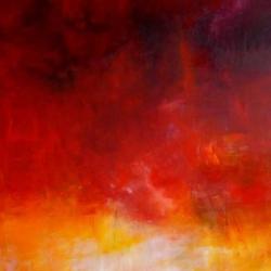 QUINTILI VARE, LEGIONES REDDE!. QUINCTILIUS VARUS, GIVE ME BACK MY LEGIONS!. 2013. 120 x 100 cm. oil/acrylic on canvas