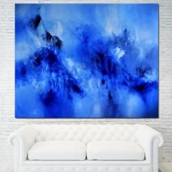 IN BREATHLESS SILENCE. 2014. 150 x 120 cm