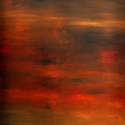 THE AWAKENING COASTLAND. 2016. 120 x 100 cm