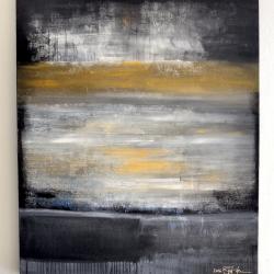 PLATA O PLOMBO (SILVER OR LEAD). 2016. 120 x 100 cm