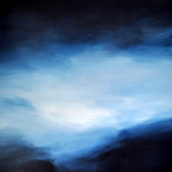 ALL ENDS IN SILENCE IN PASSCHENDAELE. 2021. 150 x 120 cm