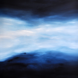 ABOUT THERE HERE AND NOW. 2021. 150 x 120 cm